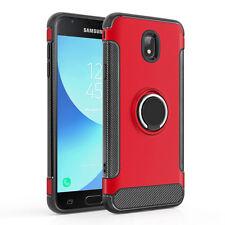 For Samsung Galaxy J3 V 2018/Achieve/Star/Prime 2/Amp Prime Kickstand Case Cover