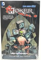 The Joker Death Of The Family New 52 Scott Snyder DC Comics TPB Paperback New