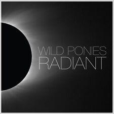 Wild Ponies - Radiant [CD]