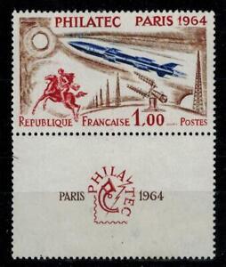 (a15) timbre France n° 1422 neuf** année 1964