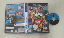 The Sims 2 Pets GameCube Game PAL