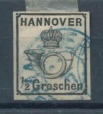 207659) Hannover Nr.17 gestempelt
