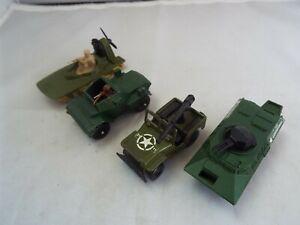 Corgi Juniors & Matchbox Military vehicles