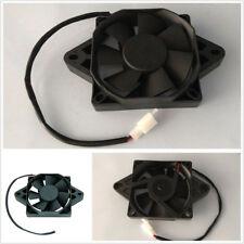 12V Electric Radiator Cooling Fan Oil Cooler For 200 250cc ATV Quad Motorcycle