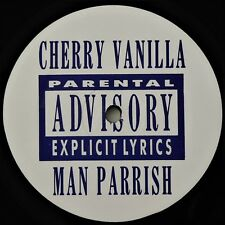 "MAN PARRISH / CHERRY VANILLA - FONE SEX - EXC Cond! - 5 track / 26 mins 12"" EP"