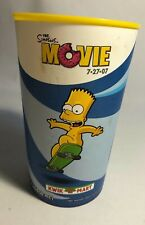 The Simpson's Kwik-E-Mart Squishee Slurpee Cup/ Bart