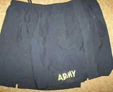 ARMY APFU PT SHORTS, BLACK, X-LARGE, U.S. ISSUE *NICE* #2
