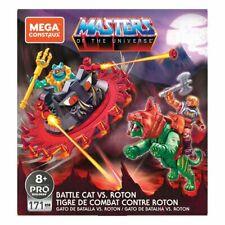 Masters of the Universe Mega Construx Set Battle Cat vs Roton PRE ORDER
