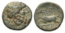 Pisidien/termessos bronze 71 - 70 zeus CHEVAL DESTRIER #1806