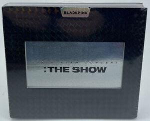 Blackpink :The Show Live - Livestream Concert K-pop - New & Sealed CD Set - D4