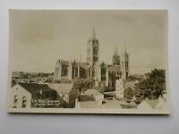 Cornwall: Truro Cathedral Real Photograph Postcard Penpol Frank Grattan RP