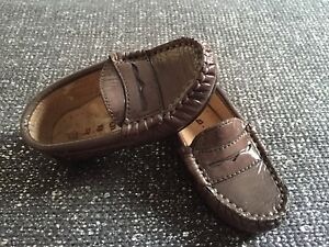 Kids Leather Shoes Size Eur 23