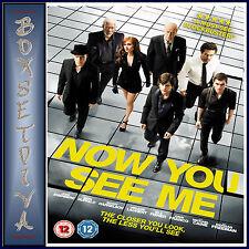 NOW YOU SEE ME - Jesse Eisenberg & Mark Ruffalo **BRAND NEW DVD **
