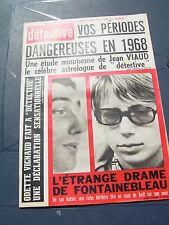 Détective 1967 1118 BOURRON MARLOTTE MEIGNANNE DOMPIERRE LES éGLISES MURET