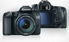 """#Cod Paypal Canon EOS 70D 18-135mm STM 20.2mp 3"""" DSLR Camera New Agsbeagle"""