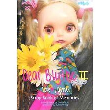 Dear Blythe 2 love Gina scrap book of memories Photography Gina Garan Doll Photo