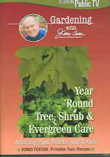 Jerry Baker's Year Round Tree, Shrub & Evergreen Care (DVD, 2006)