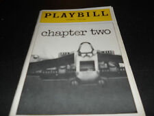 DEC. 1978 PLAYBILL,CHAPTER TWO, THE IMPERIAL THEATRE, DAVID GROH