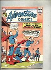 Adventure Comics #285-1961 vg 1st Bizarro World
