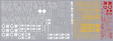 Transfers sheet for Pressfix GWR HMRS PX11P free post