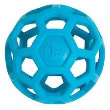 JW Hol-ee Roller Original Treat Dispensing Dog Ball - Hard Natural Rubber - Asso