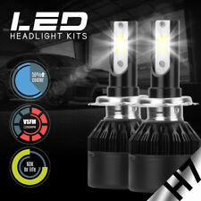 XENTEC LED HID Headlight Conversion kit H7 6000K for BMW 740iL 1999-2001