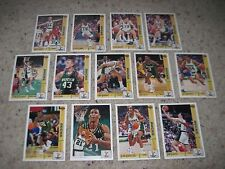 MILWAUKEE BUCKS TEAM SETS 1989 90 91 92 93 FLEER HOOPS UD 73 BASKETBALL CARDS