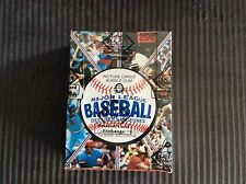 1981 OPC BASRBALL BOX AUTH BY THE BBCE