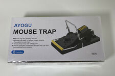 Ayogu Mouse Traps, Mice Traps For House - Pack Of 8 New free shipping
