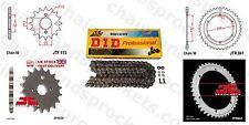 Yamaha SR500 E,F,G,H -USA 78-81 DID X Ring Chain Kit 16/42t 530/104