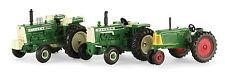 1/64 ERTL Oliver vintage tractor 3 piece set