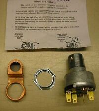1964 Chevy Impala, Bel Air, or Biscayne Ignition Switch