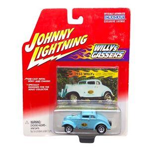 Johnny Lightning 1933 '33 Willys Gassers Ohio George Malco Drag Car NHRA 1/64