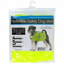 Reflective Dog Safety Vest Jacket - Size Medium - Hunting, Walking - Be Seen! -
