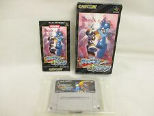 ROCKMAN FORTE Megaman Item ref/3296 Super Famicom Nintendo Japan Game sf