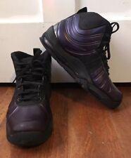 Men's Nike Air Bakin' Posite 618056-508 Grand Purple Black Boots ACG Sz 9.5