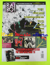 rivista RARO 233/2011 Talk Talk Patrik Samson Alain Delon Eartha Kitt  No cd