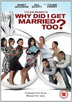 Tyler Perry's Why Did I Get Married Too [DVD][Region 2]