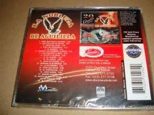 La Nobleza de Aguililla 20 Grandes Temas pasion al Jaripeo  CD New Nuevo Sealed