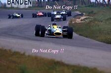 Graham Hill Lotus 49 Dutch Grand Prix 1967 Photograph 6
