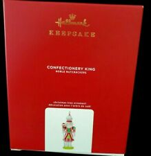 Hallmark 2020 Noble Nutcrackers - CONFECTIONERY KING 2nd in Series Ornament