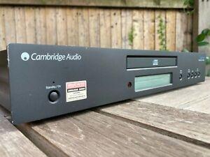CAMBRIDGE AUDIO AZUR 640C V2 CD PLAYER 2 x Wolfson WM8740 DAC Sanyo SF-P101N GWO