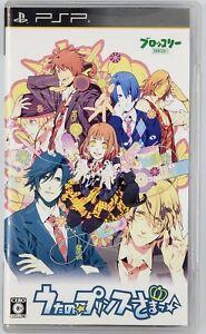Uta no Prince Sama 1 (Sony, PlayStation Portable PSP) Japan Import US Seller CIB