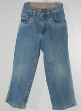 babyGAP Girls Size 4 Years Blue Denim With Adjustable Waist Jeans