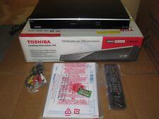 Toshiba DR430 DVD Recorder Player 1080P HDMI output Black NIOB