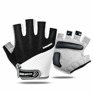 Cycling Half finger Outdoor Sports Shockproof Mountain Bike Short Gloves