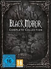 Black Mirror Collection - PC / Windows - DVD ROM - Neu Ovp
