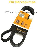 Conti Keilrippenriemen FORD ESCORT 6 7 1.8 D/TD 4PK654 NEU