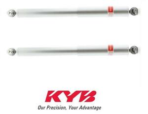 KYB Shock Absorber-Gas-A-Just Rear Pair for Buick  Cadillac / Chevrolet # KG5507