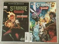 Strange Academy 3 Regular Cover and 1:25 Variant - NM